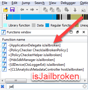 Citrix Receiver Unblock – Jailbreak Detection Analysis and